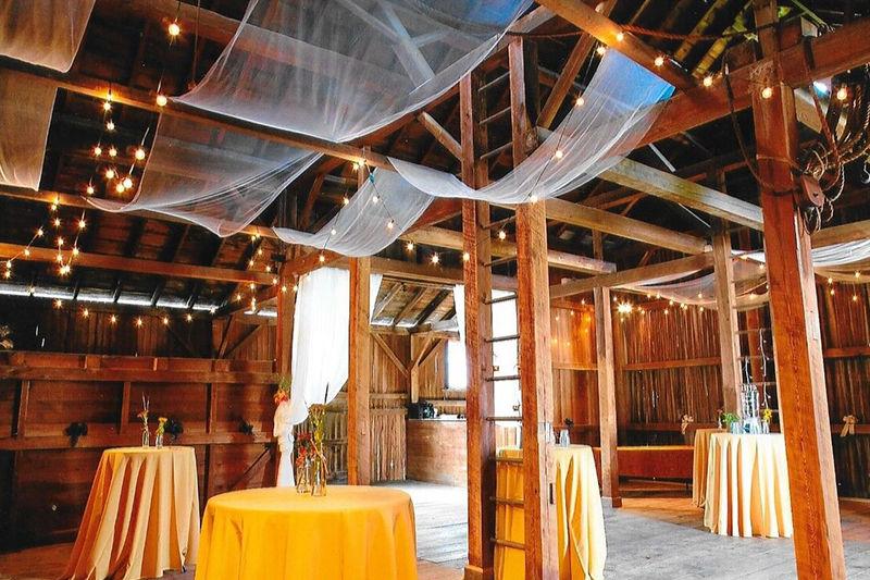 Wedding Venue Design | Filbert B&B, Danielsville, PA
