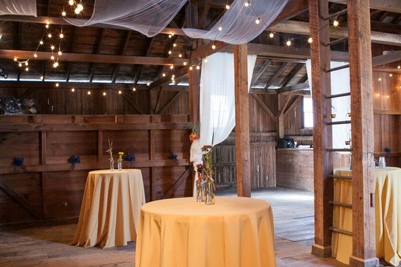 Wedding Food Design Venue | Filbert B&B, Danielsville, PA