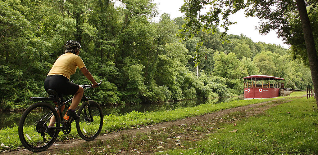 Hiking/Biking/Mountain Biking | Filbert Bed and Breakfast, near Pocono Mountains, PA