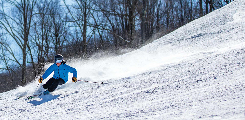 Skiing/Snow Tubing Activities | Filbert Bed and Breakfast, near Pocono Mountains, PA