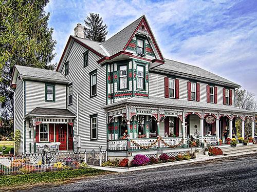 Front House | Filbert B&B, Danielsville, PA