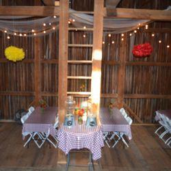 Wedding Food Venue | Filbert B&B, Danielsville, PA