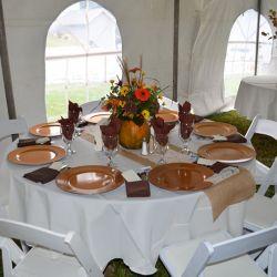 Wedding food | Filbert B&B, Danielsville, PA