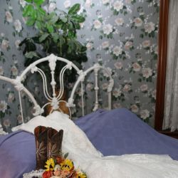 Weddings/Bride Gown | Filbert B&B, Danielsville, PA
