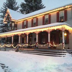 Christmas in Fiblert | Filbert B&B, Danielsville, PA