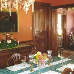 Table Setup | Filbert B&B, Danielsville, PA