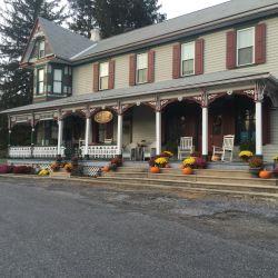 Filbert Front House | Filbert B&B, Danielsville, PA