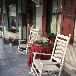 Christmas Decoration | Filbert B&B, Danielsville, PA