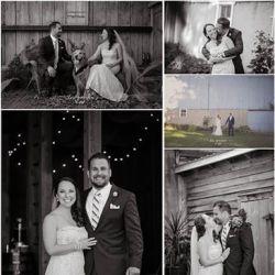 Bride and Groom | Filbert B&B, Danielsville, PA